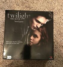Twilight The Movie Board Game. New. Unsealed.