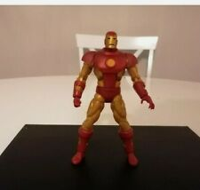 "Marvel Retro 6"" Iron Man Figure Hasbro 2017 Legends"
