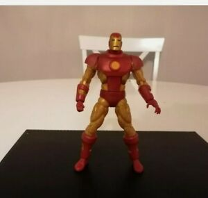 Retro Marvel Legends Wave 1 Iron Man