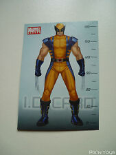Sticker Marvel Heroes Ultimate Collection N°75 / Preziosi Collection 2008 NEW