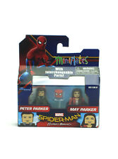 Marvel Minimates Peter Parker & May Parker Spider-Man Homecoming Movie Series 73