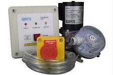 """Gas Interlock Minder System with Gas Solenoid Valve 3/4"""" (22mm)"""