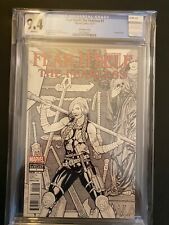 Fear Itself: Fearless #1 2011 2nd Print CGC 9.4 Marvel Comic Book CL61-15