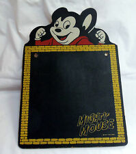 RARE 1978 MIGHTY MOUSE CHALKBOARD GOOD CONDITION