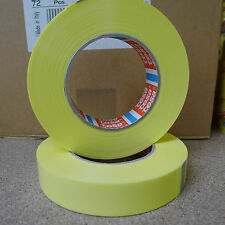 Tesa Tape 4289 no tubes bike rim tape complete roll 19 mm wide x 66 metres long