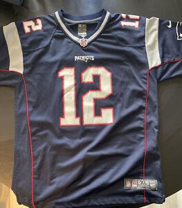 Tom Brady Boys Super Bowl NFL Jerseys for sale | eBay