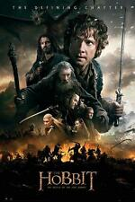 The Hobbit Five Armies : Fire - Maxi Poster 61cm x 91.5cm (new & sealed)