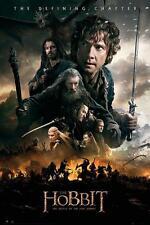 El Hobbit cinco ejércitos: fuego-Maxi Póster de 61 cm X 91.5 cm Nuevo y Sellado