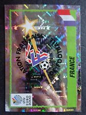 PANINI EURO 2000 - FRANCE FEUILLE BADGE # 336