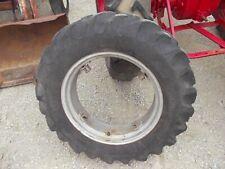 Farmall A Sa B Bn Tractor 112 X 24 55 Pm Tread Tire Amp Ih Buckle Mount Rim