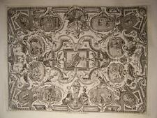 Galleria Uffizi Allegoria con Ritratti 1745: La Patria