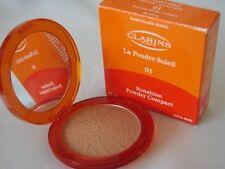 Clarins Bronzing Sunshine Powder Compact 01 (La Poudre Soleli)