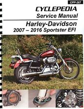 Harley-Davidson Sportster EFI Service Manual: 2007-2016