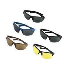 Outdoor Anti UV Multicolor Driving Sport Sunglasses Night Vision Goggles QEGH