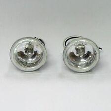 60mm Universal 12v Niebla Posición Luces Lámparas Para Coche Furgoneta