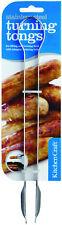Kitchen Craft Acero Inoxidable Comida Gira PINZAS 24cm-frying Fritos/Parrilla/