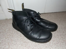 Dr Martens DM's Industrial 'Sussex' Leather Ankle Boots