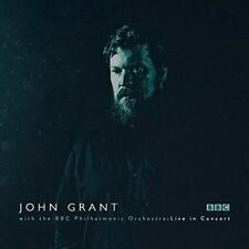 John Grant & The BBC Philharmonic Orchestra by Audio CD Discs 2 Al N