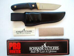SCHRADE USA PH1 PRO HUNTER KNIFE