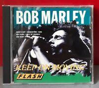 Rare Bob Marley - Keep On Moving - CD Album 16 Tracce - Flash Germany