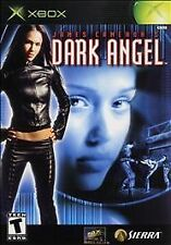 James Cameron's Dark Angel-Original Xbox Game-Tested-Rare Vintage-Ships In 24 Hr