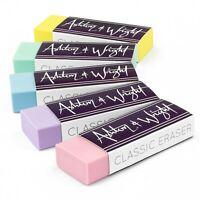 Ashton E Wright - Classico Gomma - Lattice Senza Plastica Pastello Set Di 5