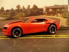 2013 Chevy Camaro COPO Red & Black