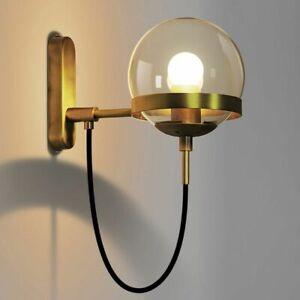 Wall Lamp E27 Loft Modern Home Decoration Corridor Bath Living Room 85-265V New