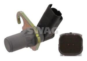 SWAG Crank Angle Sensor 62 93 1243 fits Peugeot 307 CC 2.0 16V (100kw), 2.0 1...