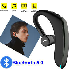 V5.0 Bluetooth Earpiece Headset Noise Cancelling Headphone  for LG HTC Google