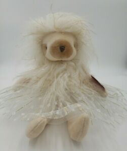 "FAO Schwarz Toy Plush Designer Petit Bon Sloth 10"" Valentine's Day"