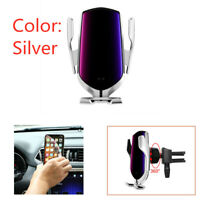 Smart  Phone Holder Wireless Charging Intelligent Automatic Induction Infrared