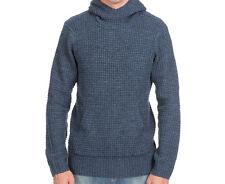 Volcom Men's Capsule Snorkel Neck Wool Sweater - Sea Navy XXL