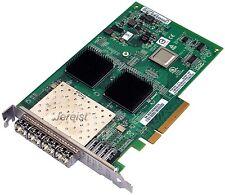 Qlogic QLE2564 NAP 8Gbit Netzwerkkarte Quad Port PCI-Express x8 HBA 111-00481+B0