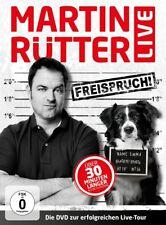 Martin Rütter - Freispruch!, 1 DVD