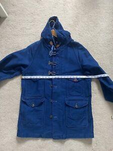 Nigel Cabourn camerman Jacket Japanese Indigo cotton cord