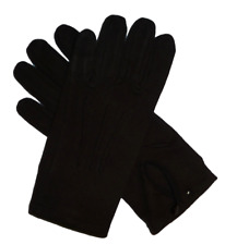 Black 100% Cotton Knights Templar Gloves