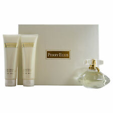 Perry Ellis by Perry Ellis 3 pc Gift Set for Women New in Box