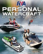 Rya Personal Watercraft Handbook New 9781906435745 Fast Free Shipping.