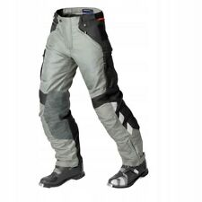 BMW SLIM RALLYE PANTS GREY SIZE 110 76118560535