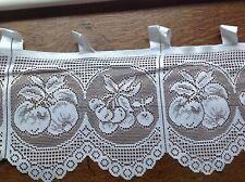 brise bise cantonnière rideaux à décor vendu au mètre B40