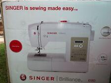 Singer Brilliance 6180 - Electronic Sewing Machine