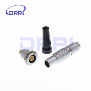 Compatible FGG EGG 1B 4Pin Circular Push Pull Aviation Connector