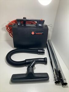 Hoover Commercial CH30000 PortaPOWER Lightweight Canister Vacuum Cleaner