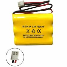 Lowes 253799 Ni-CD Battery Replacement for Emergency / Exit Light