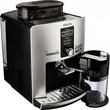 Krups Quattro Force Latt 'Espress ea82fe Coffee Maker Coffee Machine Silver