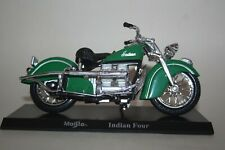 MAISTO DIECAST 1;18  INDIAN FOUR  MODEL MOTORBIKE