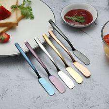 1PCS Jam Breakfast Cream Cutlery Stainless Steel Cheese Spreader Butter Knife