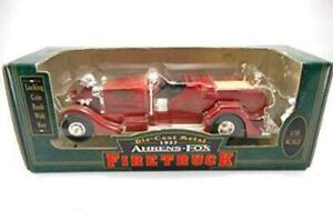ERTL B317 1937 Ahrens-Fox Firetruck