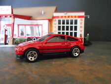 1988 Honda CR-X -  1/64 Scale Limited Edition Must See Photos